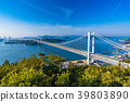 great seto bridge, shimotsuiseto ohashi bridge, bridge 39803890