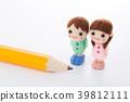 연필, 공부, 필기도구 39812111