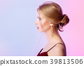 light woman colorful 39813506