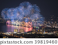 firework, fireworks, night scape 39819460