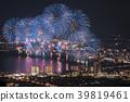 firework, fireworks, night scape 39819461