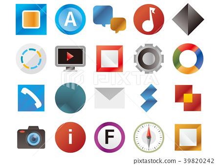 圖標 Icon 象形文字 39820242