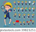 flat type Nursery school boy_2 39823251