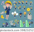 flat type Nursery school boy_money 39823252