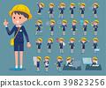 flat type Nursery school boy_1 39823256