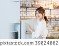 요리, 여성, 여자 39824862