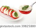 caprese, tomato, vegetables 39825880