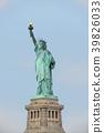 อเมริกานิวยอร์กอนุสาวรีย์เทพีเสรีภาพ 39826033