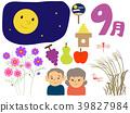 賞月 滿月 賞月丸子 39827984
