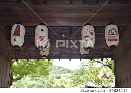 Kodaiji Sanmon Hyakunin夜間亞麻燈籠 39828115