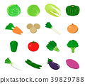 vegetables vegetable icon 39829788