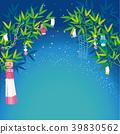 Tanabata背景例證 39830562