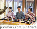 hot springs vacation, ryokan, japanese inn 39832476