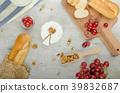 Fresh camembert from organic farms 39832687