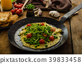 Healthy omelet with vegetables 39833458