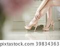 高跟鞋 檀香 凉鞋 39834363