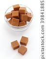 焦糖 糖果 糕點 39841885