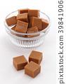焦糖 糖果 甜食 39841906