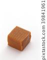 焦糖 糖果 甜食 39841961