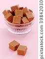 焦糖 糖果 糕點 39842030