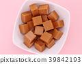 焦糖 糖果 糕點 39842193