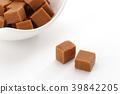 焦糖 糖果 甜食 39842205