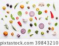garlic ingredients onion 39843210