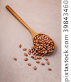 The composition of raw pinto beans . 39843460