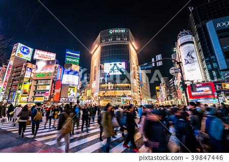 """東京""Shibuya Ekimae·Scramble交集 39847446"