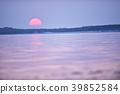 석양, 해질녘, 바다 39852584