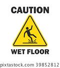 floor, caution, warning 39852812