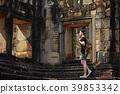 여행,남자,바푸온,앙코르톰,캄보디아 39853342