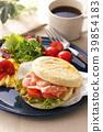 샌드위치, 빵, BLT 39854183