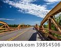 Pony Bridge on route 66 in Oklahoma 39854506
