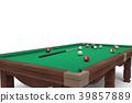 3d, billiard, pool 39857889