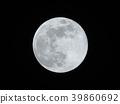 달, 보름달, 분화구 39860692