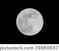 달, 보름달, 분화구 39860697