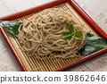 荞麦面 面条 日本荞麦面 39862646