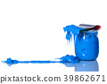 blue color of plastisol ink 39862671
