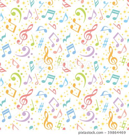 음악 광고 배경 39864469
