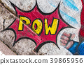 Cartoon Pop Art POW 39865956