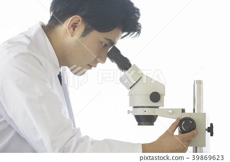 男性白大衣研究 39869623