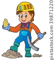 miner mine man 39871220