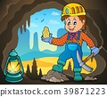 miner mine man 39871223