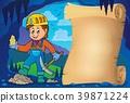 Miner theme parchment 1 39871224