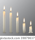vector, candle, burn 39879637