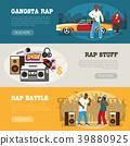 banners, music, rap 39880925