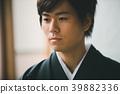 Montsuki-hakama 39882336