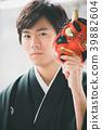Montsuki-hakama 39882604