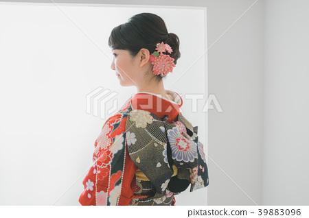 กิโมโน,ผู้หญิง,หญิง 39883096